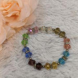 💥2 for $20 / Swarovski Style Crystal Bracelet
